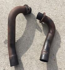 JOHN DEERE 318 420 MUFFLER PIPES