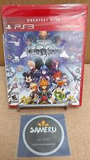 NEW KINGDOM HEARTS HD 2.5 REMIX PLAYSTATION 3 PS3 SEALED USA SELLER FREE SHIP