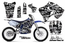 Yamaha Graphic Kit AMR Racing Bike Decal YZ 125/250 Decals MX Parts 96-01 SSSH W