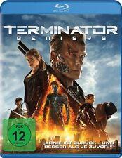 TERMINATOR: GENISYS (Arnold Schwarzenegger, Emilia Clarke) Blu-ray Disc NEU+OVP