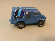 Vintage 1978 TONKA CORP. #117 MADE IN USA Blue Van
