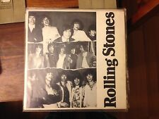 RARE DOUBLE LP THE ROLLING STONES STUDIO OUTTAKES