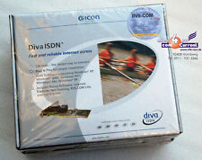 NEUWARE EICON DIVA ISDN PCI ADAPTER 305-189 DIALOGIC OK