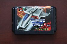 Sega Mega Drive Thunder Force II 2 Japan game US Seller
