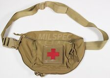 Mojo CMS Medic Fanny Waist Pack Coyote Brown MARSOC Combat Medical Systems