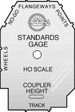 NMRA HO Scale Standards Gauge Mark IVb