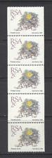 RSA 1988 Cacti/Succulents 2c coil strip (n19666)