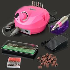 Professional Electric Nail Art Polisher File Drill Manicure Pedicure Machine NEW