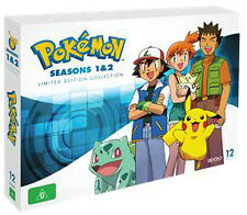 Pokemon - Season 1 & 2 Collector's Gift Set (DVD) Available Now