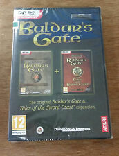 Baldur's Gate & Tales of the Sword Coast expansion (PC DVD-ROM) UK IMPORT