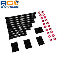 Hot Racing Axial SCX10 II 2 Aluminum Pro Link Set 12.3inch (313mm) SCXT313PL01