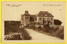 cpa Bretagne 56 - CARNAC (Morbihan) HÔTEL du TUMULUS Maison ROY LE ROUZIC