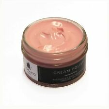 Famaco Pale Rose Pink Shoe Cream | Pink Shoe Polish 50ml | Pink Leather Cream