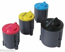 2 Sets of 4 Laser Toners Compatible For Printer Xerox Phaser 6220MFP