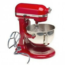 KitchenAid RKV25GOXER Professional 5 Plus 5-Quart Stand Mixer, Empire Red