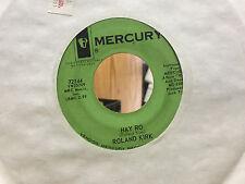 Roland Kirk Limbo Boat Hay Ro Promo 72144 Jazz 45 Rare Green