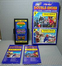 Ghost Manor / Spike's Peak - Double Ender XONOX - ATARI