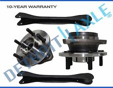 Brand New 4pc Complete Front Suspension Kit for Jeep Cherokee TJ Wrangler