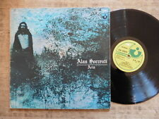 Alan Sorrenti ‎– Aria - gatefold - LP
