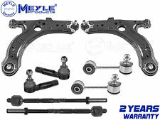 Para VW Golf MK4 2.3 V5 Frente Wishbone Brazos enlaces tirante termina Rack Exterior Interior