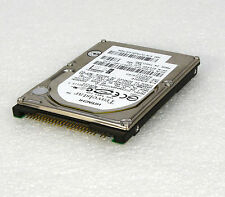 "40GB 2,5"" 6,35 CM HDD NOTEBOOK FESTPLATTE HITACHI IC25N040ATCS05-0 5400RPM O191"