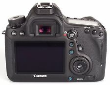 CANON EOS 6D WG DIGITAL SLR CAMERA BODY 20MP - Very Low Usage - EOS6D - EOS6 D