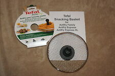 GENUINE Tefal Actifry Snacking Basket for 1.5kg Family