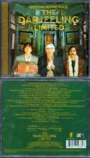 THE DARJEELING LIMITED - Wilson,Brody,Murray,Anderson (CD BOF/OST) 2007 NEUF