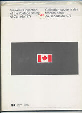 Weeda Canada VF 1977 Annual Collection #20, complete sealed booklet CV $40
