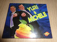 CD YURI E MICHELE CI PROVO GUSTO RADIO ZETA PAROLE IN MUSICA