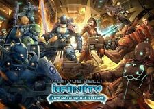 Corvus Belli BNIB - 2 Player Starter - Infinity Operation: Icestorm
