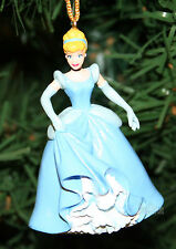 2013 NEW Disney Princess Cinderella Movie Ball Gown Dress Christmas Ornament PVC