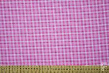 SQUARE/CHECK - PRINTED POLY COTTON FABRIC - WIDTH 112 CM