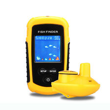Wireless Fish Finder Sonar, Fresh-Salt Water, Brand New. 70-90 Metre range