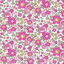 Liberty Tana lawn fabric *Betsy* ~ Limited Edition colour - 43cm x 33cm