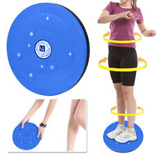 Strengthen Tone Exercise Torsion Twister Disc Weight Loss Fitness waist toning