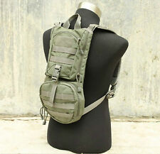 Brand New TMC Abush HYDRATION Pack Airsoft Tactical Paintball FG C1541