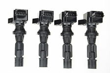 Set of 4pcs Ignition Coil Pack for Mazda 3 6 CX7 MX-5 Miata I4 2.0L 2.3L 2.5L