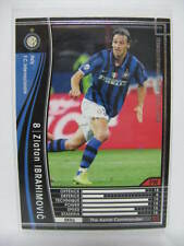 WCCF 07-08 271 Zlatan IBRAHIMOVIC Inter Sweden The Aerial Commander