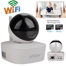 WiFi IP Webcam Wireless 960P 1.3MP Pan Tilt Security Baby Monitor Camera IR CUT