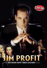 Jim Profit - Ein Mann geht über Leichen, Die komplette Serie, 3 DVD NEU + OVP!