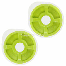 2 x Green Hot Water Disc For TASSIMO T20 T4 T40 T42 T65 T85 T12 T32 Amia Fidelia