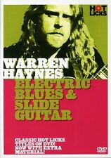 Warren Haynes: Electric Blues & Slide Guitar (2005, REGION 1 DVD New)