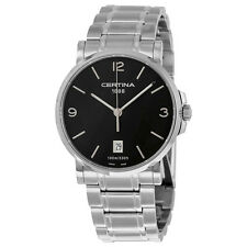 Certina DS Caimano Stainless Steel Mens Watch C017.410.11.057.00