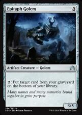 4x 4 x Epitaph Golem x4 Uncommon MTG Shadows over Innistrad ~~~~~ MINT