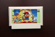 Famicom FC Time Zone Japan Nintendo game US Seller
