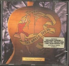 GOLDEN EARRING The Naked Truth 1 NEW CD 15 RADAR LOVE Eight Miles High UNPLUGGED
