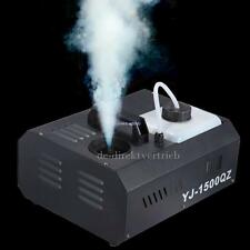 1500W DMX Fog/Smoke Machine Vertical Fogger UpSpray DJ Party W/ Wireless Remote