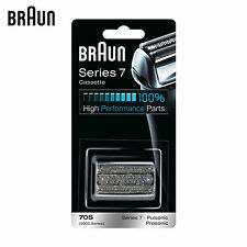Braun 70S Series 7 Electric Shaver Replacement Foil and Cassette (9000 Series)
