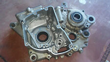 2013 Suzuki RMZ250 RMZ 250 Motor Engine Bottom End Crank Case Transmission LEFT
